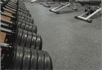piso deportivo para Crossfit