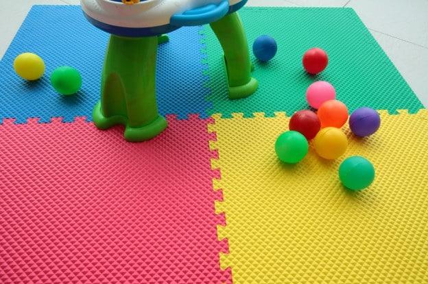 piso infantil rompecabezas