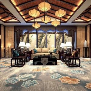 alfombra para salones y casinos