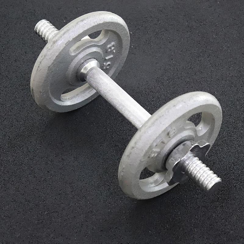 No. 6400 Fitnessmat – 100% Hule reciclado